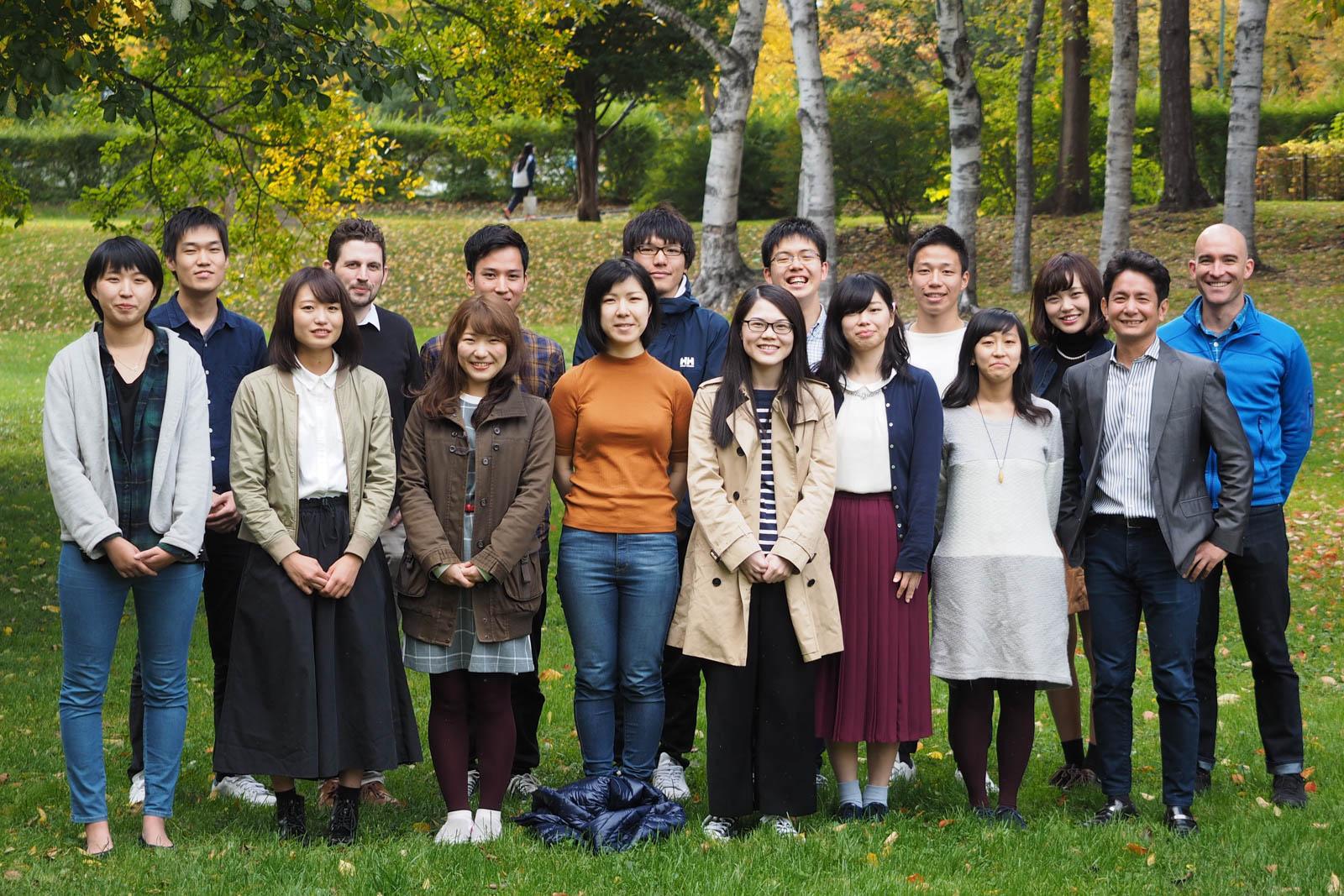 Masaki Yuki's Lab at Hokkaido University